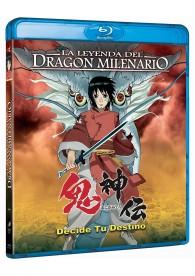 La Leyenda Del Dragón Milenario (Ed. 2017) (Blu-Ray)