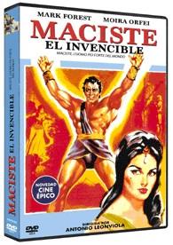 Maciste El Invencible (Resen)