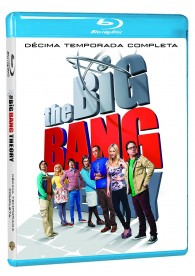 The Big Bang Theory - 10ª Temporada (Blu-Ray)