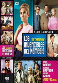 Pack Los Invencibles Del Némesis (The Champions) 1968 - Serie Completa