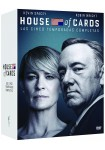 Pack House Of Cards - 1ª A 5ª Temporada (Blu-Ray)