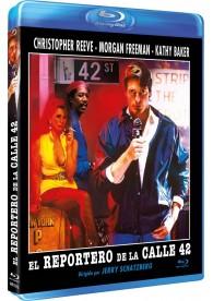 El Reportero de la Calle 42 (Blu-Ray)