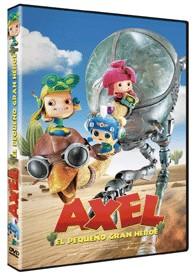Axel : El Pequeño Gran Héroe