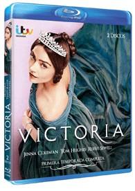 Victoria - 1ª Temporada Completa (Blu-Ray)