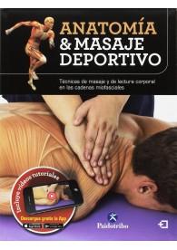 Anatomía y masaje deportivo (Medicina) Tapa blanda