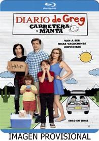 Diario De Greg : Carretera Y Manta (Blu-Ray)