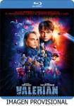 Valerian Y La Ciudad De Los Mil Planetas (Blu Ray)