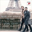 Carnets De Voyage - From Latin America To Paris (Lionel Cottet) CD