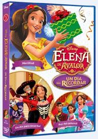 Elena De Avalor : Un Día Para Recordar