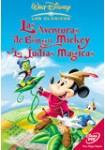 Las Aventuras de Bongo, Mickey y las Judías Mágicas