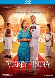 El Último Virrey De La India (Blu-Ray)