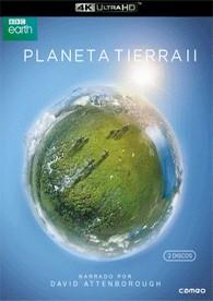 Planeta Tierra II (Blu-Ray 4k Ultra Hd + Blu-Ray)