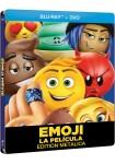 Emoji: La película (Blu-Ray+DVD) Edición Especial Limitada Metal