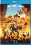 Tadeo Jones 2: El Secreto Del Rey Midas (Blu-Ray)