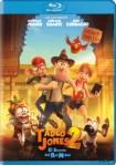 Tadeo Jones 2: El Secreto Del Rey Midas (Blu-Ray)