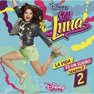 B.S.O Soy Luna - La Vida Es Un Sueño 2 (CD)