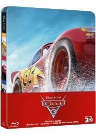 Cars 3 (Blu-Ray 3d + Blu-Ray) (Ed. Metálica)