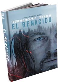 El Renacido (Blu-Ray) (Ed .Libro)