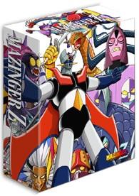 Pack Mazinger Z - Box 2 (Episodios 47 A 92)  (Blu-Ray)