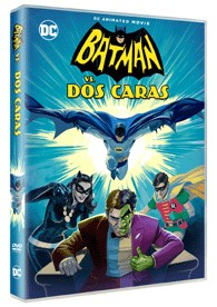 Batman Vs Dos Caras