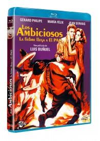 Los Ambiciosos (La Fiebre Llega Al Pao) (Blu-Ray)