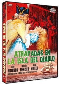 Atrapadas En La Isla Del Diablo (Impulso)
