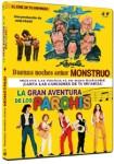 Buenas Noches, Señor Monstruo + La Gran Aventura De Los Parchis