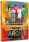 Parchis Contra El Hombre Invisible + La Magia De Los Parchis