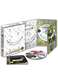 Assassination Classroom - 2ª Temporada - 1ª Parte (Blu-Ray)