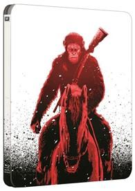 La Guerra Del Planeta De Los Simios (Blu-Ray) (Ed. Metálica)