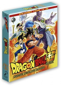 Dragon Ball Super - Box 1 (La Saga De La Batalla De Los Dioses Episodios 1 A 14) (Blu-Ray)