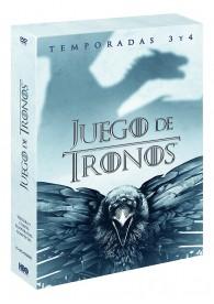 Pack Juego De Tronos (3ª Y 4ª Temporada)