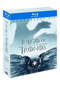 Pack Juego De Tronos (3ª Y 4ª Temporada) (Blu-Ray)