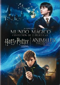 Harry Potter Y La Piedra Filosofal + Animales Fantásticos Y Dónde Encontrarlos