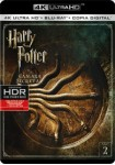 Harry Potter Y La Cámara Secreta (Blu-Ray 4k Ultra Hd + Blu-Ray + Copia Digital)