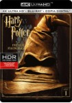 Harry Potter Y La Piedra Filosofal (Blu-Ray 4k Ultra Hd + Blu-Ray + Copia Digital)