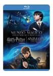 Harry Potter Y La Piedra Filosofal + Animales Fantásticos Y Dónde Encontrarlos (Blu-Ray)