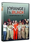 Orange Is The New Black (1ª A 4ª Temporada)