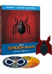 Spider-Man : Homecoming (Blu-Ray + Extras) (Ed. Metálica)