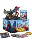 Spider-Man : Homecoming (Blu-Ray 4k Ultra Hd + Extras + Blu-Ray 3d + Blu-Ray + Dvd + Figura)***