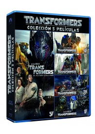 Pack Transformers - 1 A 5 (Blu-Ray)