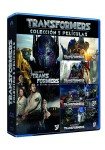 Pack Transformers - 1 A 5 (Blu-Ray)