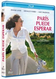 París Puede Esperar (Blu-Ray)