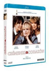 Crímenes Del Corazón (Blu-Ray)