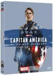 Capitán América : El Primer Vengador (Blu-Ray) (Ed. Coleccionista)