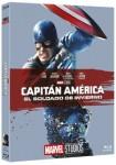 Capitán América : El Soldado De Invierno (Blu-Ray) (Ed. Coleccionista)
