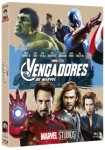 Los Vengadores (2012) (Blu-Ray) (Ed. Coleccionista)