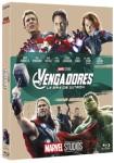 Vengadores : La Era De Ultrón (Blu-Ray) (Ed. Coleccionista)