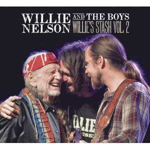 Willie And The Boys: Willie's Stash - Volumen 2 (Willie Nelson) CD
