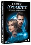 Pack La Serie Divergente : Divergente + Insurgente + Leal